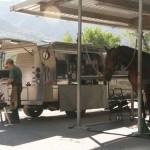 Horse facility in Santa Clarita